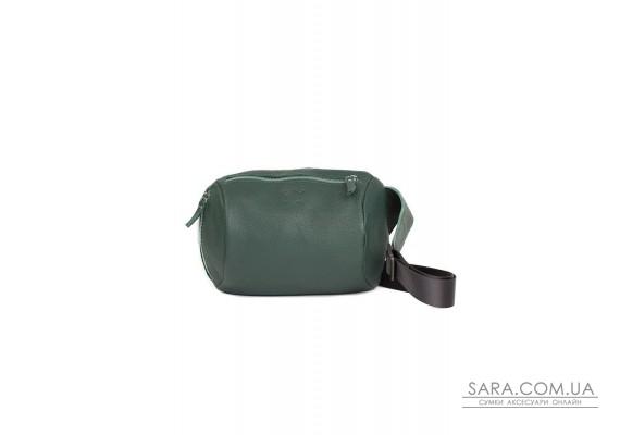 Поясна сумка Easy темно-зелена флотар - TW-Izi-dark-green-flo The Wings