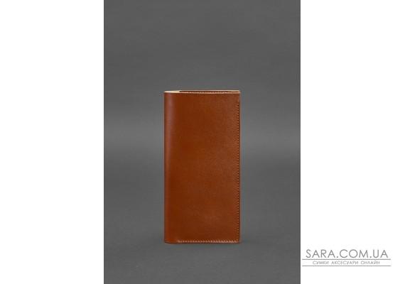 Шкіряний тревел-кейс 3.1 світло-коричневий - BN-TK-3-1-k BlankNote