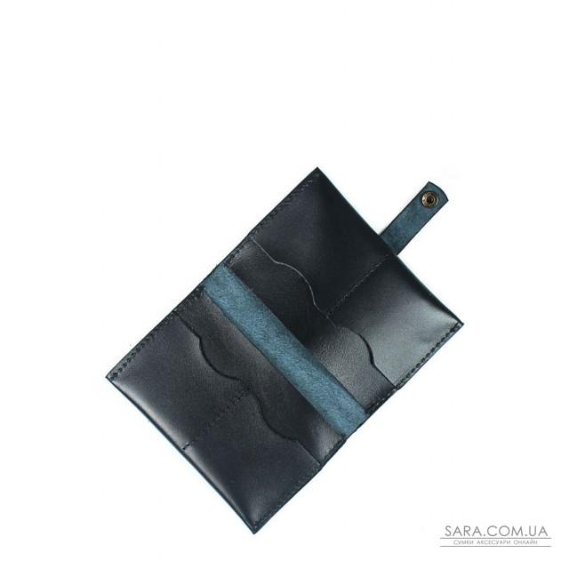 Купити Шкіряна документниця синя - TW-DocHolder-blue-ksr The Wings. Україна