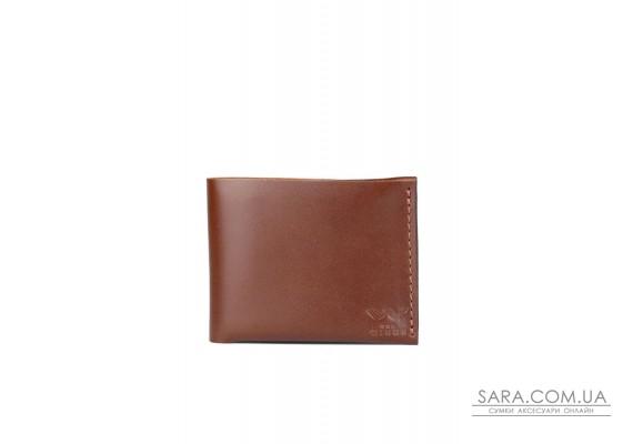Шкіряний гаманець Mini світло-коричневий - TW-W-Mini-kon-ksr The Wings
