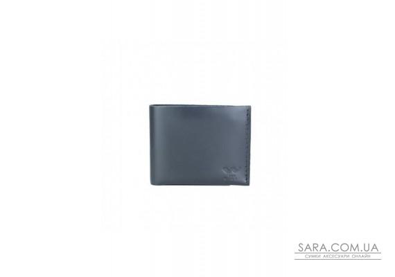 Шкіряний гаманець Mini синій - TW-W-Mini-blue-ksr The Wings