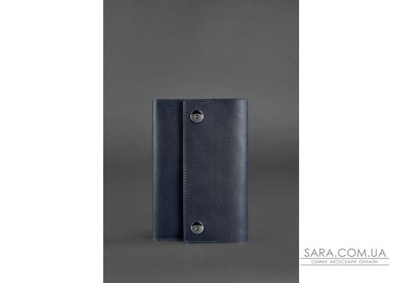 Шкіряний блокнот (Софт-бук) 5.0 світло-коричневий - BN-SB-5 BlankNote