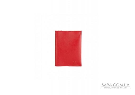 Паспортна обкладинка червона сап'ян - TW-PassportHolder-red-saf The Wings