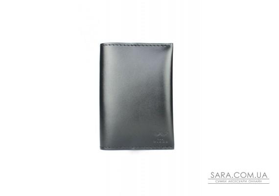 Паспортна обкладинка чорна - TW-PassportHolder-black-ksr The Wings