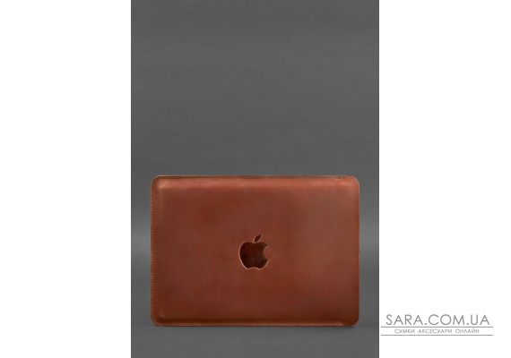 Шкіряний чохол для MacBook Pro 15 '' - 16 '' Світло-коричневий - BN-GC-8-k-kr BlankNote