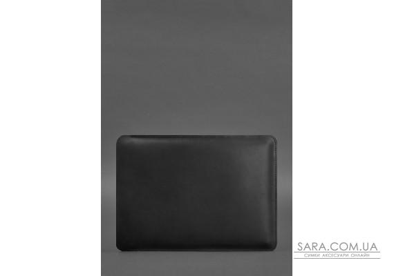 Шкіряний чохол для MacBook Pro 15 '' - 16 '' Чорний - BN-GC-8-g-kr BlankNote