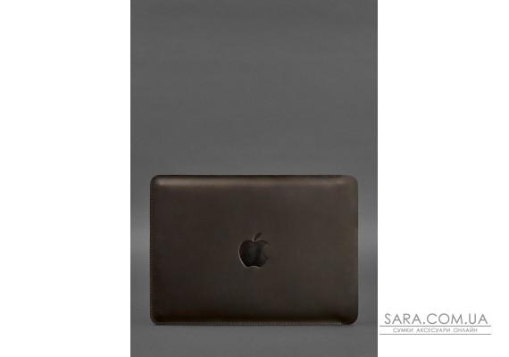 Шкіряний чохол для MacBook Pro 15 '' - 16 '' Темно-коричневий - BN-GC-8-o BlankNote