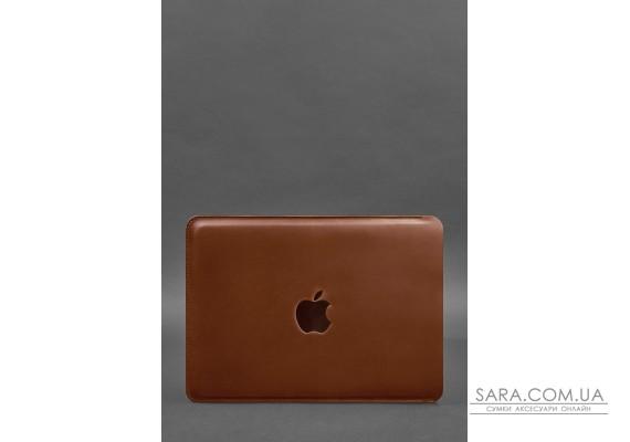 Шкіряний чохол для MacBook Air / Pro 13 '' Світло-коричневий - BN-GC-7-k-kr BlankNote