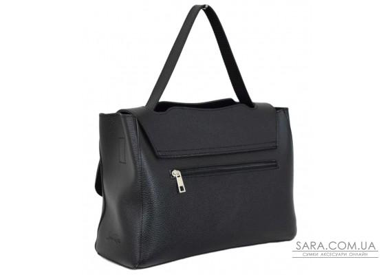 668 сумка чорна ф Lucherino