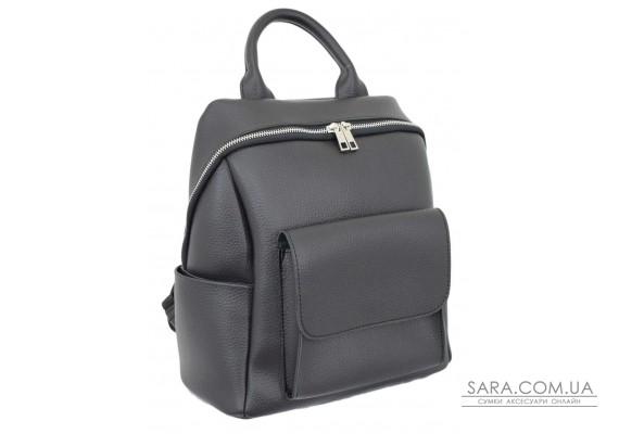 674 рюкзак черный Lucherino