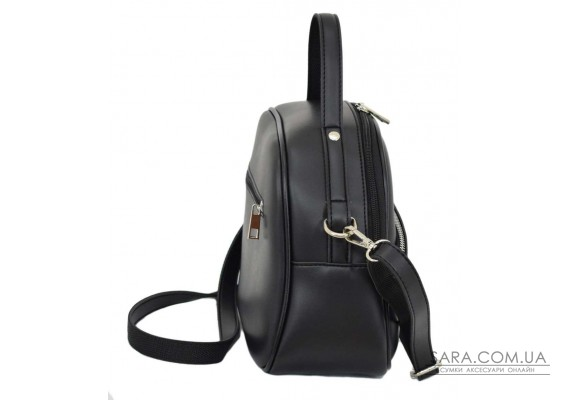 672 сумка чорна Lucherino