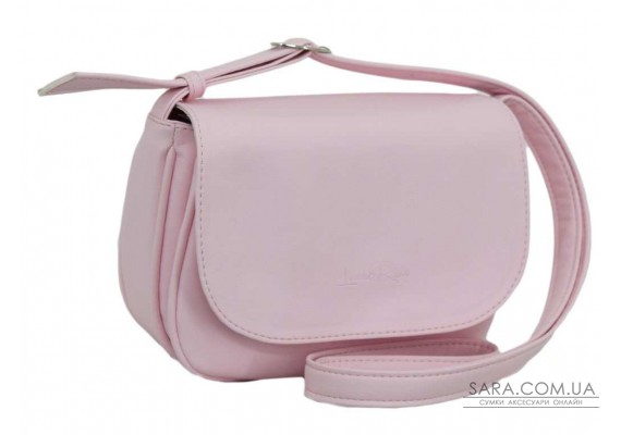 038 сумка розовая Lucherino