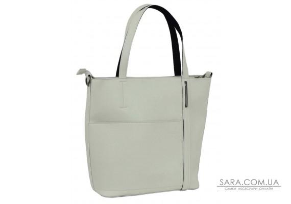 671 сумка екошкіра айворі Lucherino