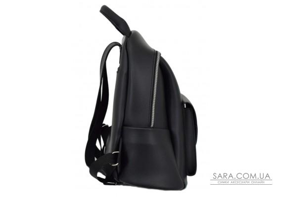 675 рюкзак чорний Lucherino