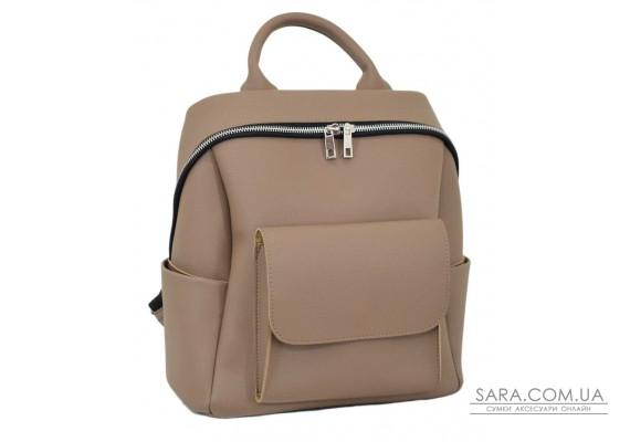 674 рюкзак капучіно Lucherino