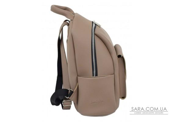 675 рюкзак капучіно Lucherino