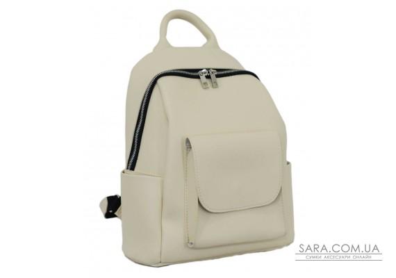 675 рюкзак беж Lucherino