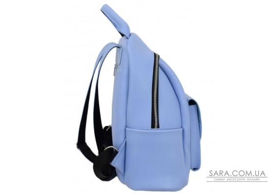 675 рюкзак темно блакитний Lucherino