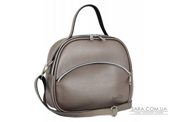 672 сумка срібна бронза Lucherino