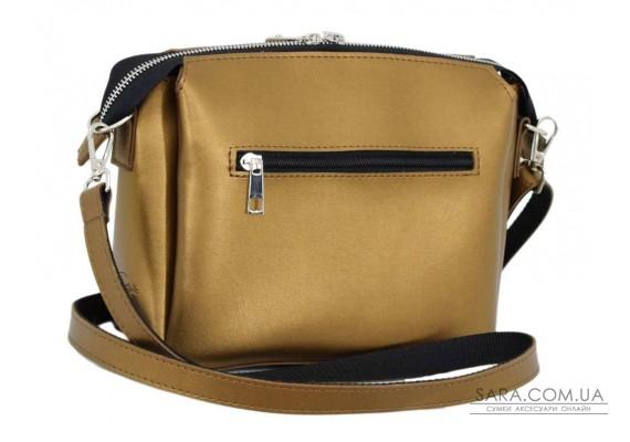 676 сумка золото Lucherino