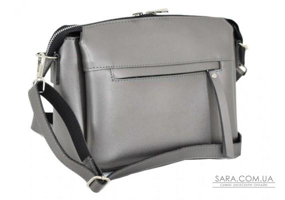 676 сумка срібло Lucherino