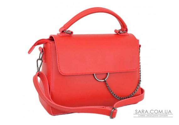 669 сумка червона Lucherino