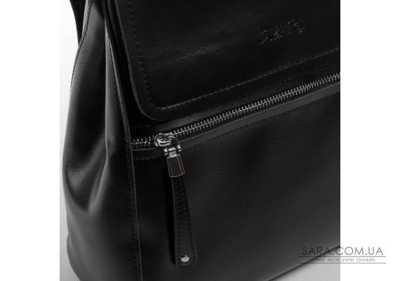 Сумка Жіноча Рюкзак шкіра ALEX RAI 05-01 1005 black