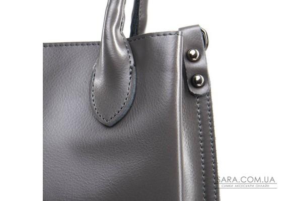 Сумка Жіноча Класична шкіра ALEX RAI 05-01 8784 grey
