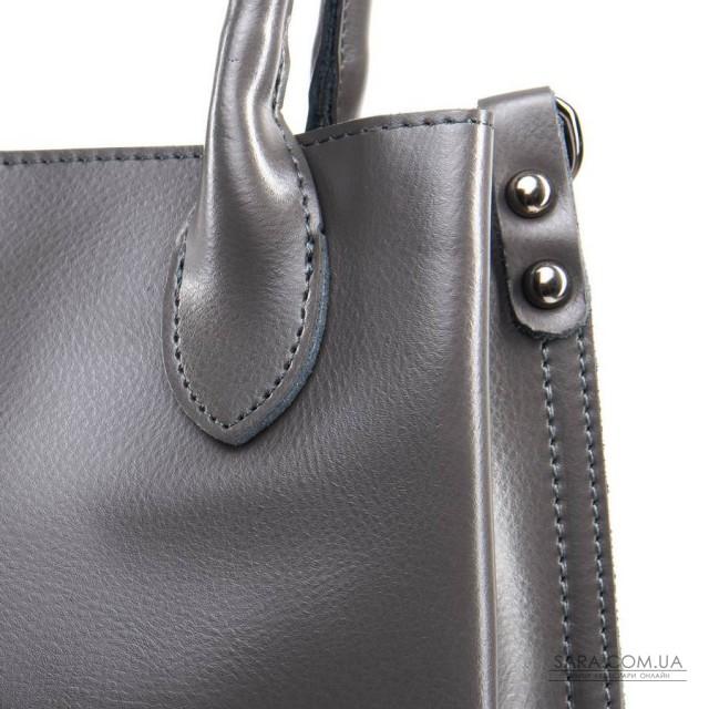 Сумка Жіноча Класична шкіра ALEX RAI 05-01 8784 grey дешево.