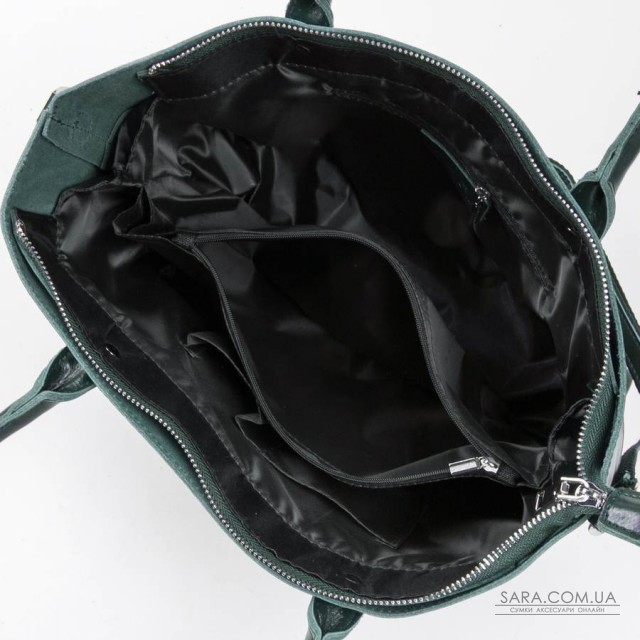 Сумка Жіноча Класична шкіра ALEX RAI 05-01 8776 green дешево.