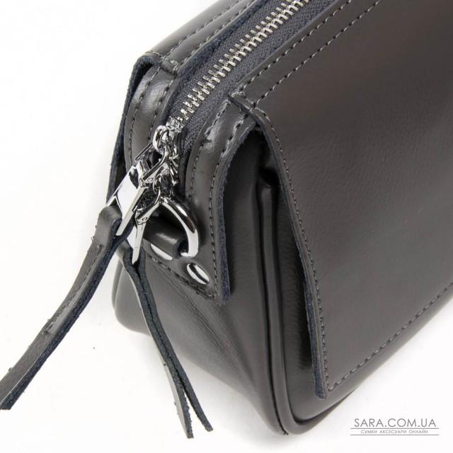 Сумка Жіноча Класична шкіра ALEX RAI 05-01 2227 grey дешево.