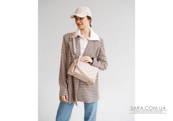 Жіноча сумка «Сара» бежева WeLassie