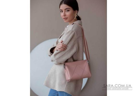 Жіноча сумка «Стелла» персик WeLassie