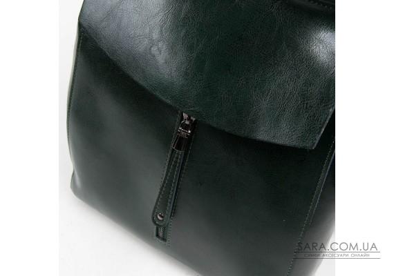 Сумка Жіноча Класична шкіра ALEX RAI 05-01 3206 green