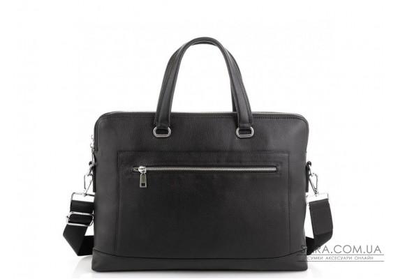Сумка для ноутбука чорна Tiding Bag A25F-9916-1A
