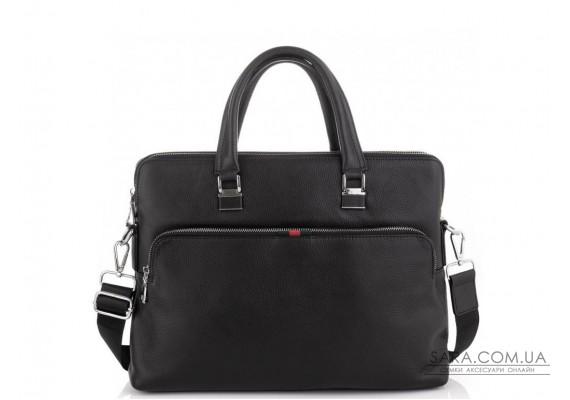 Чорна сумка для ноутбука чоловіча Tiding Bag A25F-17621A