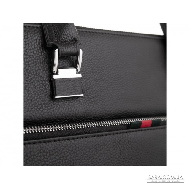 Чорна сумка для ноутбука чоловіча Tiding Bag A25F-17621A недорого