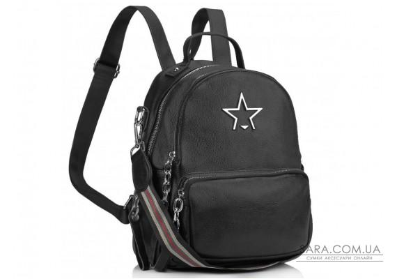 Женский кожаный рюкзак Olivia Leather NWBP27-5530-1A