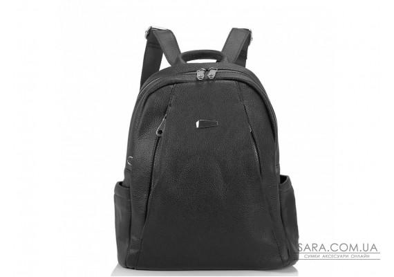 Женский черный рюкзак Olivia Leather NWBP27-008A