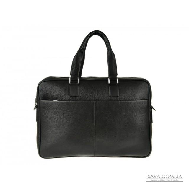 Сумка-портфель чоловіча шкіряна для ноутбука і документів Tiding Bag M8018A недорого