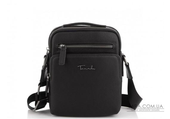 Чоловіча шкіряна сумка через плече з ручкою Tavinchi TV2605-2A