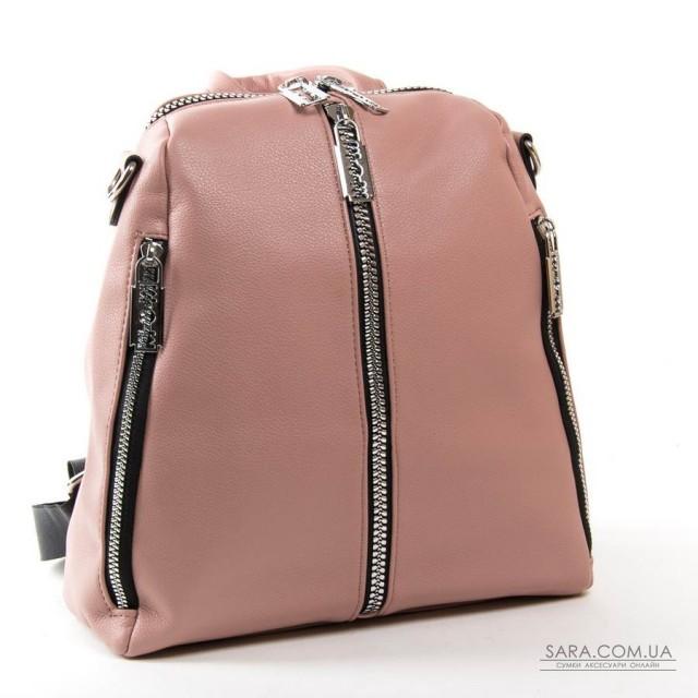 Сумка Жіноча Рюкзак шкірзамінник FASHION 01-02 6487 pink Podium дешево.