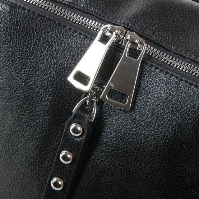 Сумка Жіноча Рюкзак шкірзамінник FASHION 01-02 11047 black Podium дешево.