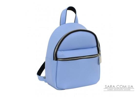 684 рюкзак голубой Lucherino