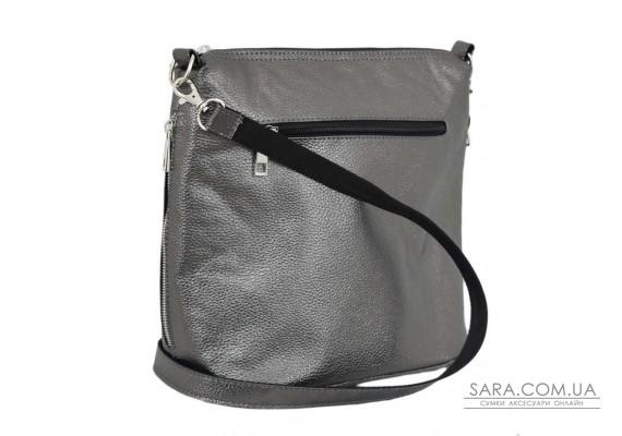322 сумка срібло Lucherino