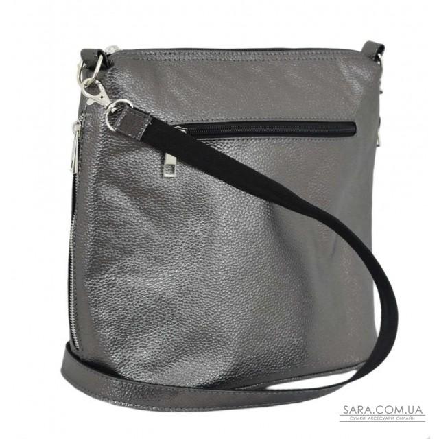 Купити 322 сумка срібло Lucherino дешево. Україна