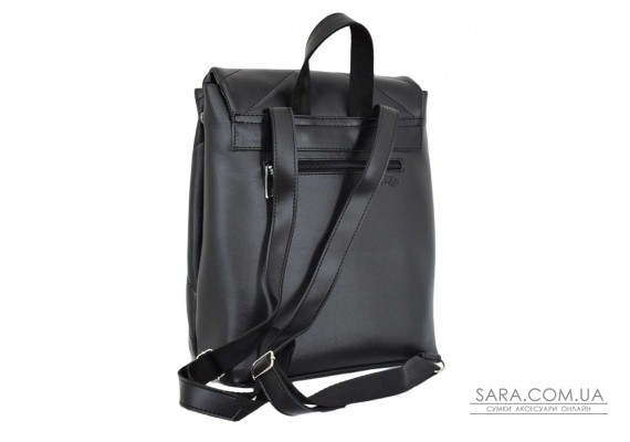 678 рюкзак чорний Lucherino