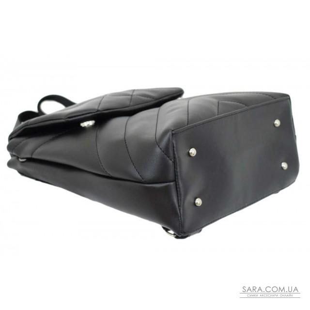 Купити 678 рюкзак чорний Lucherino дешево. Україна