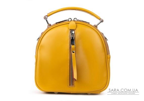 Сумка Жіноча Класична шкіра ALEX RAI 03-02 339 yellow