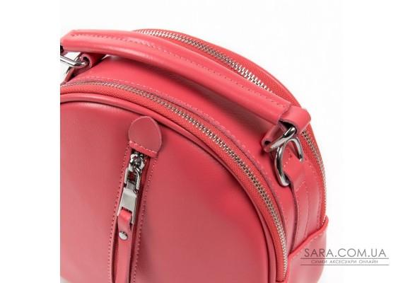 Сумка Жіноча Класична шкіра ALEX RAI 03-02 339 scarlet